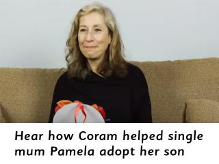 Single adopter Pamela tells her story
