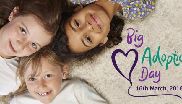 Big Adoption Day Information Session, Coram Adoption East Midlands, 16 March 2016