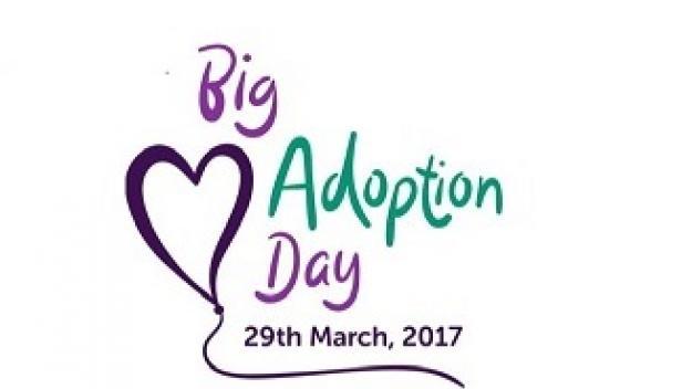 Big Adoption Day adoption Q&A, London, Wednesday 29 March 2017