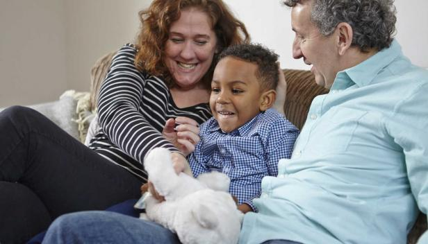 Adoptive parents support group, Cambridgeshire, 14 December 2016