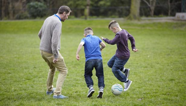 Activity Day for Fostering, London, 16 May 2020